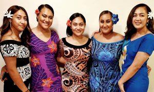 Nisi o Sui e ono tauva i le Miss Samoa NSW 2020